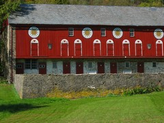Amish Barn by Mark Goresky
